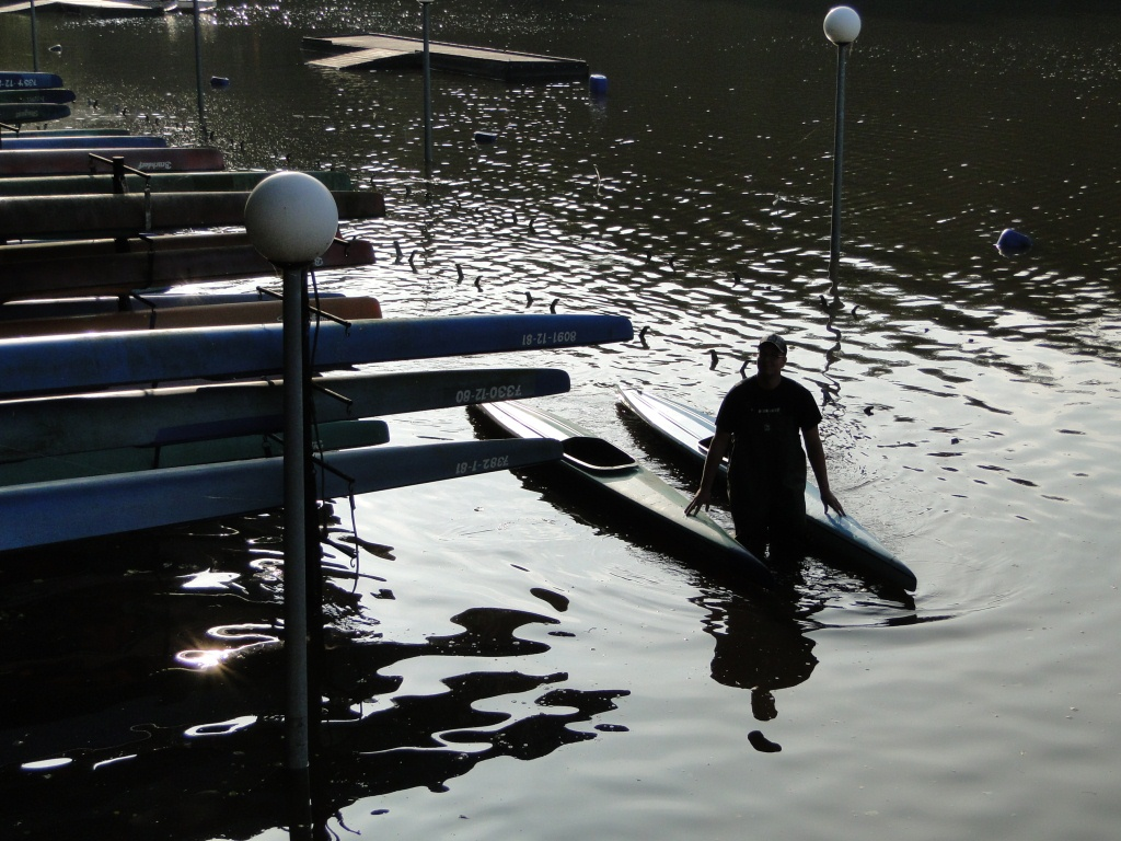 Rettung der Boote