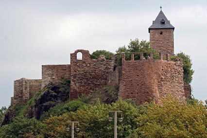 Laternenfest, Burg Giebichenstein