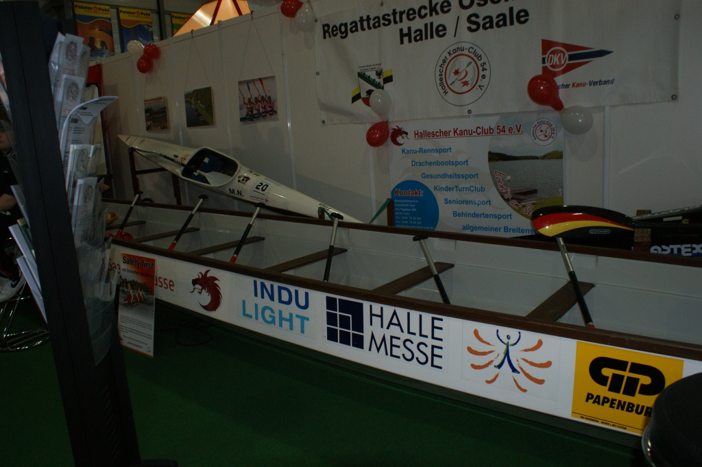 Halle Messe