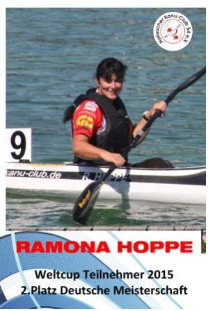 Postkarte Ramona 2015