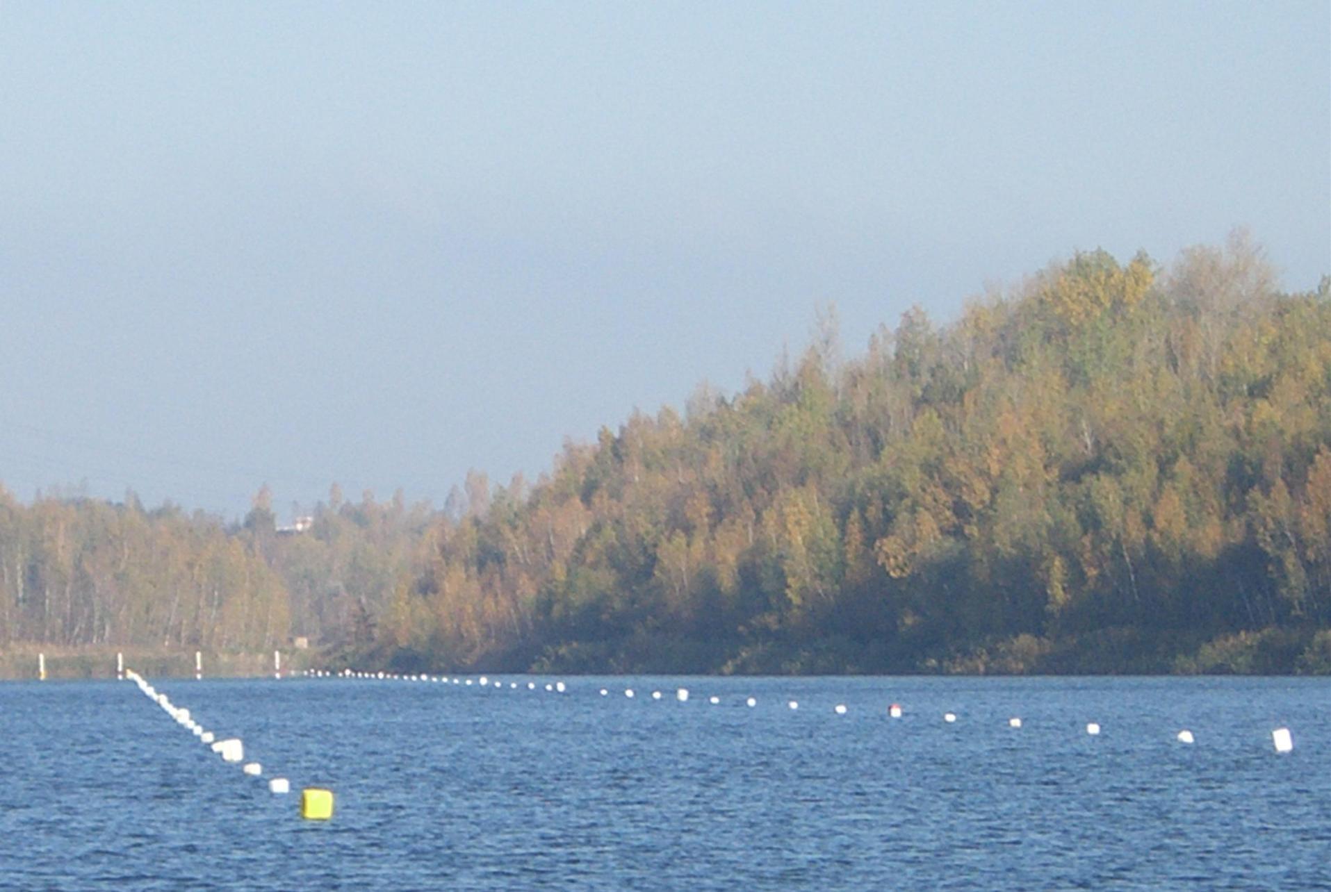 Regattastrecke Osendorfer See