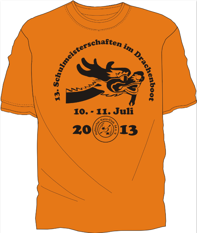 Tshirt Sparkassencup 2013