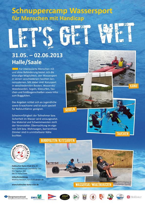 DRS Schnuppercamp Wassersport