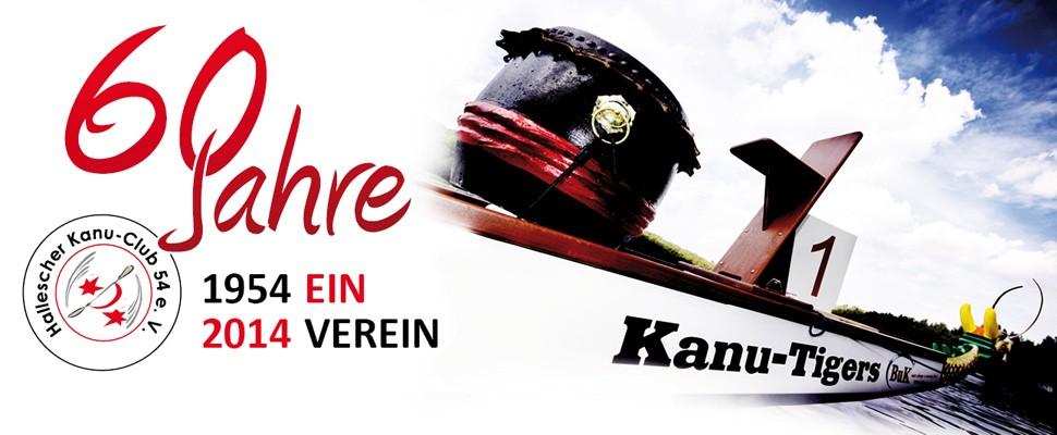 Banner KanuTigers