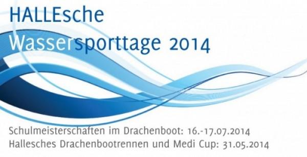 HALLESCHE Wassersporttage 2014