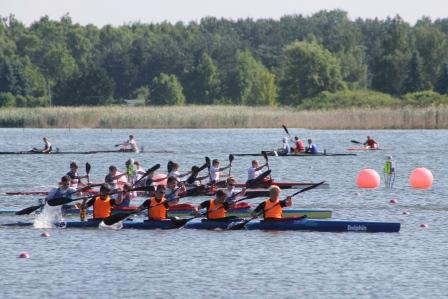 Kanuten des Halleschen Kanu-Club 54 e.V. erfolgreich bei den Ostdeutschen Meisterschaften