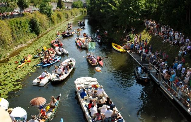 13. Leipziger Wasserfest am 17.08.2013