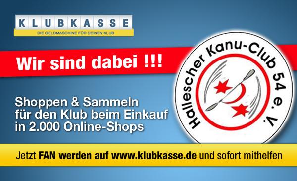 Shoppen und Sammeln für unseren Verein / Schon über 200 Euro in der Klubkasse