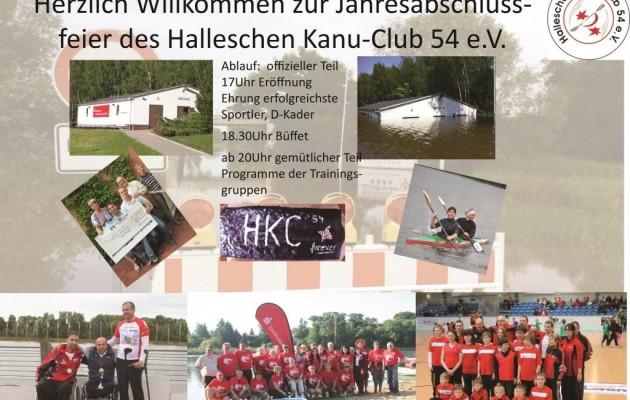 Jahresabschlussfeier am 23.11.2013 ab 17Uhr in Gaststätte Lindenhof in Lochau