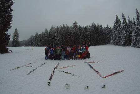 Winterlager Oberhof 2014