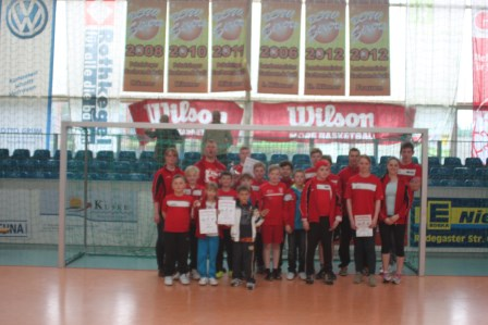 Athletikwettkampf Sandersdorf