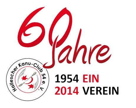 Einladung zum Anpaddeln am Samstag, den 05.04.2014 und zum 60. Vereinsgeburtstag