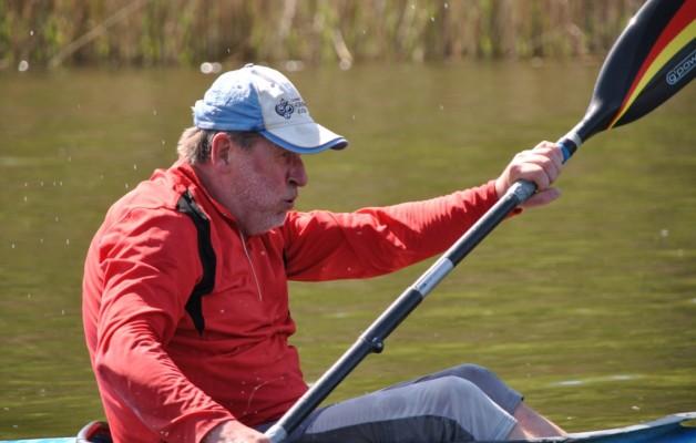 C-Senioren auf Erfolgskurs im Drachenboot 11. European Nations Championships in Racice (Tschechien)