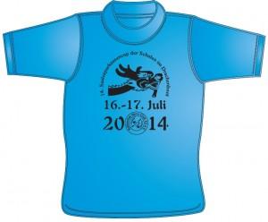 T-Shirt des Sparkassencuos 2014, zu bestellen bis 7.07.2014