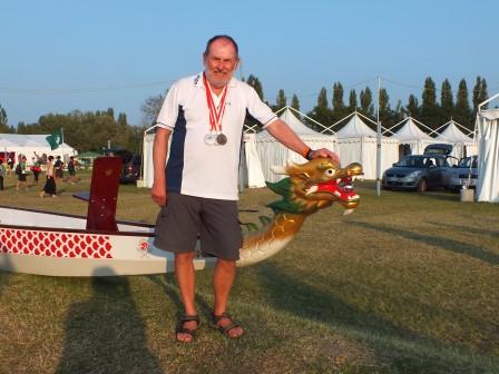 HKC-Paddler in Ravenna auf WM-Medaillenkurs