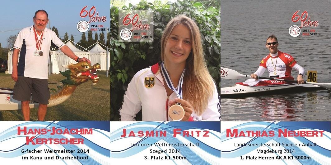 Jasmin Fritz und Herren AK