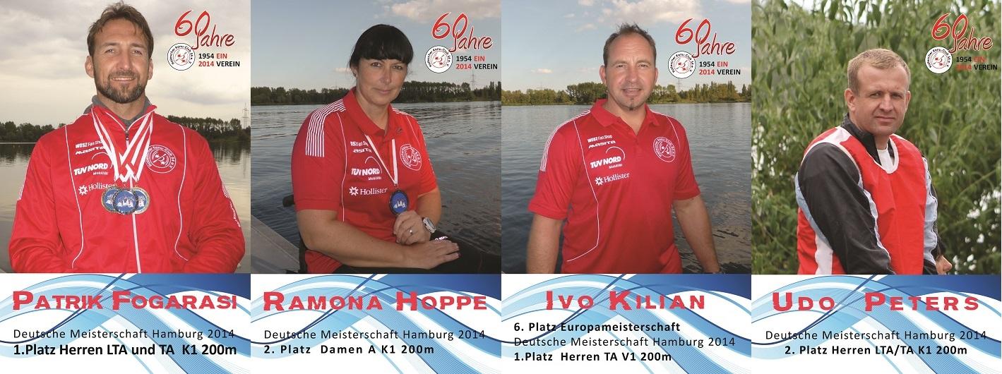 Parakanu-Team Halle