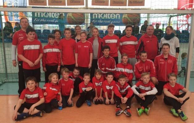 Für unsere Kanuten begann am vergangenen Wochenende die Saison 2015 mit dem ersten Wettkampf, dem Athletiktest in Sandersdorf bei Bitterfeld.