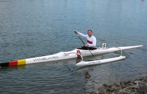 Vize Europameister im Herren VL2 200m- IVO KILIAN (Deutschland)