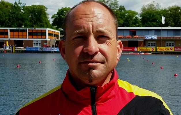Ivo Kilian löst das Ticket nach Rio