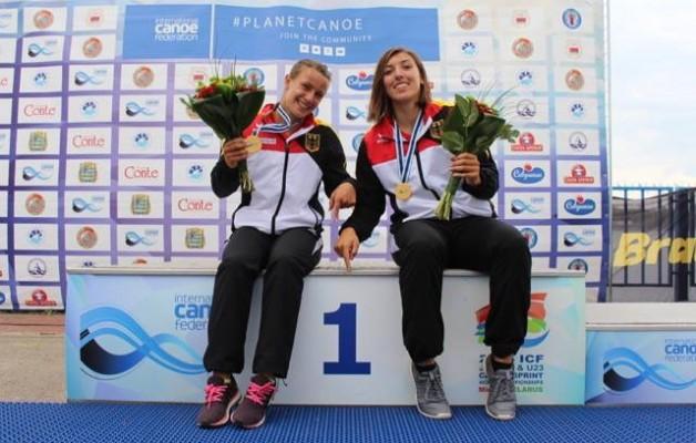 Jasmin Fritz – Doppelweltmeisterin im Kanu-Rennsport