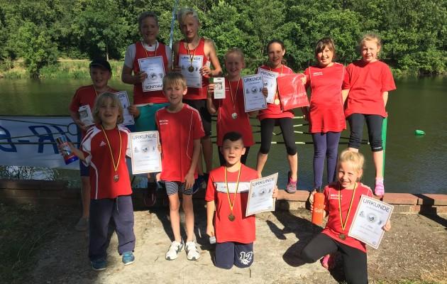 Ergebnisse 23.Schülerspiele Sachsen-Anhalt
