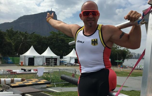 Parakanu zum ersten Mal bei den Paralympics