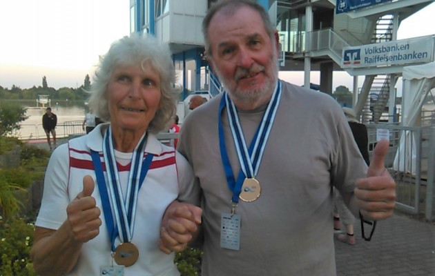 Gold und Bronze für HKC-Kanuten beim World Cup im Kanu-Marathon