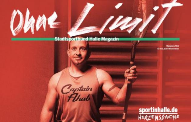 Das neue SSB Magazin – Ohne Limit ist erhältlich