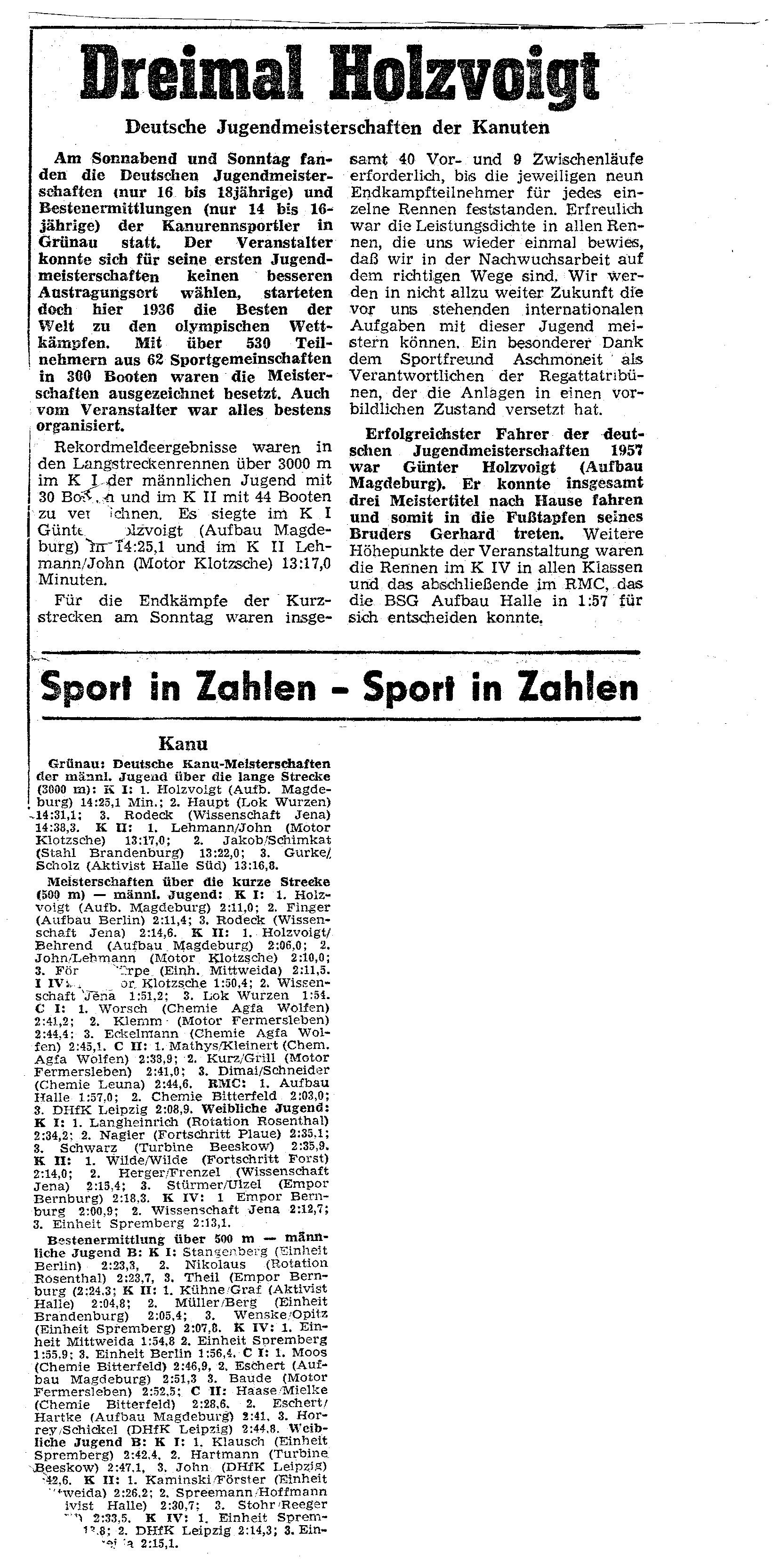 1957-07 Dreimal Holzvoigt