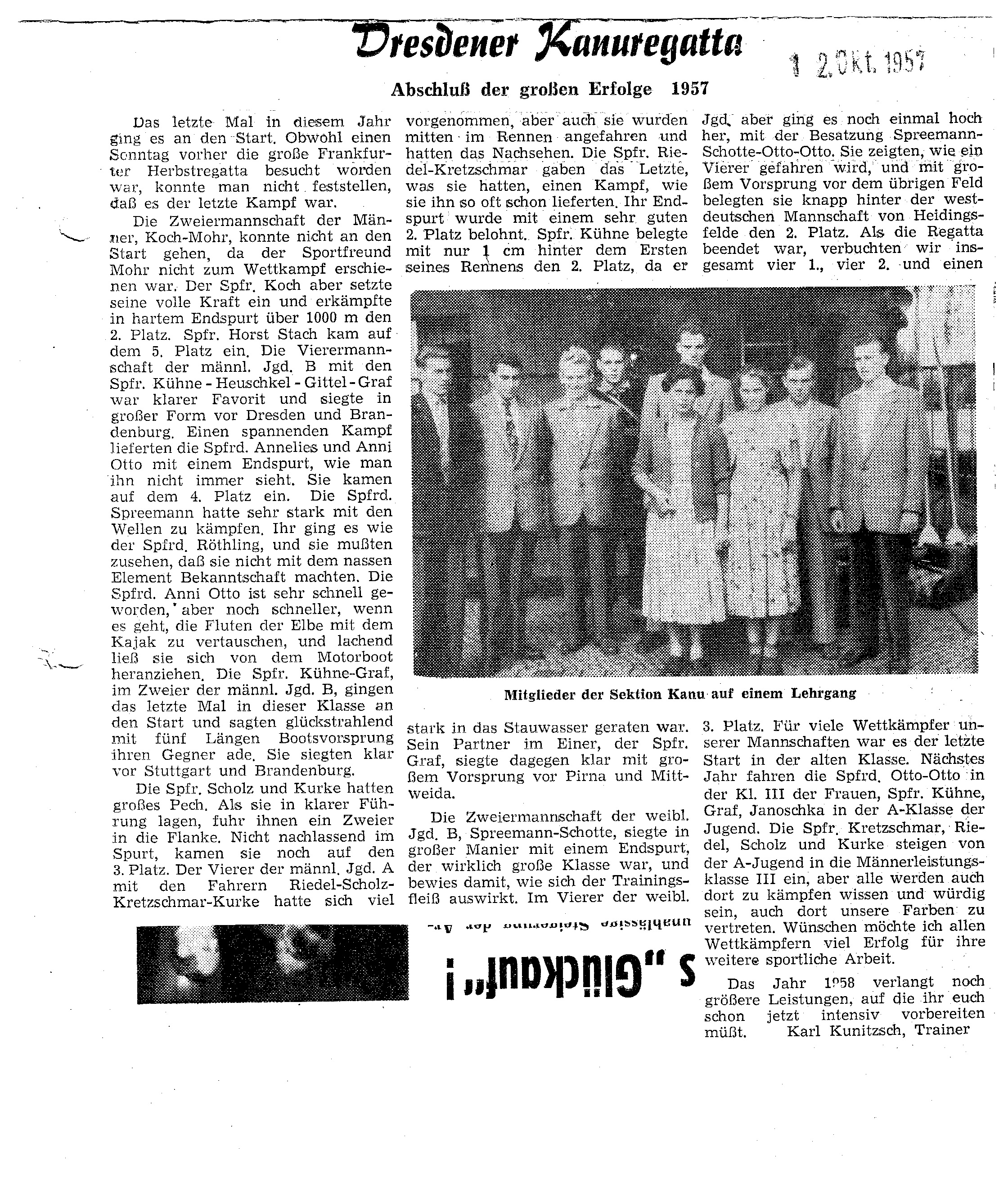 1957-10-12 Dresdener Kanuregatta