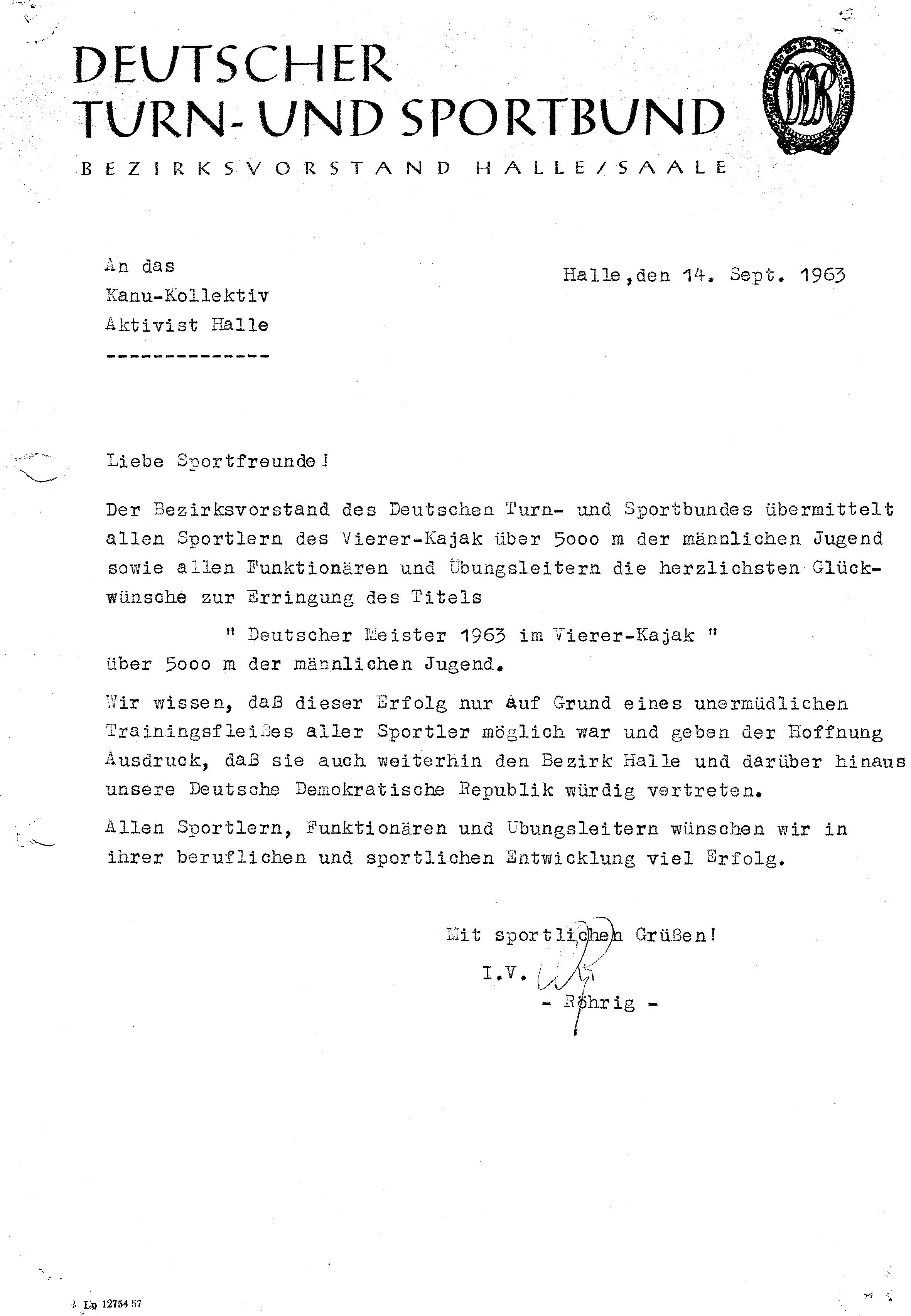 1963-09-14 DTSB Brief
