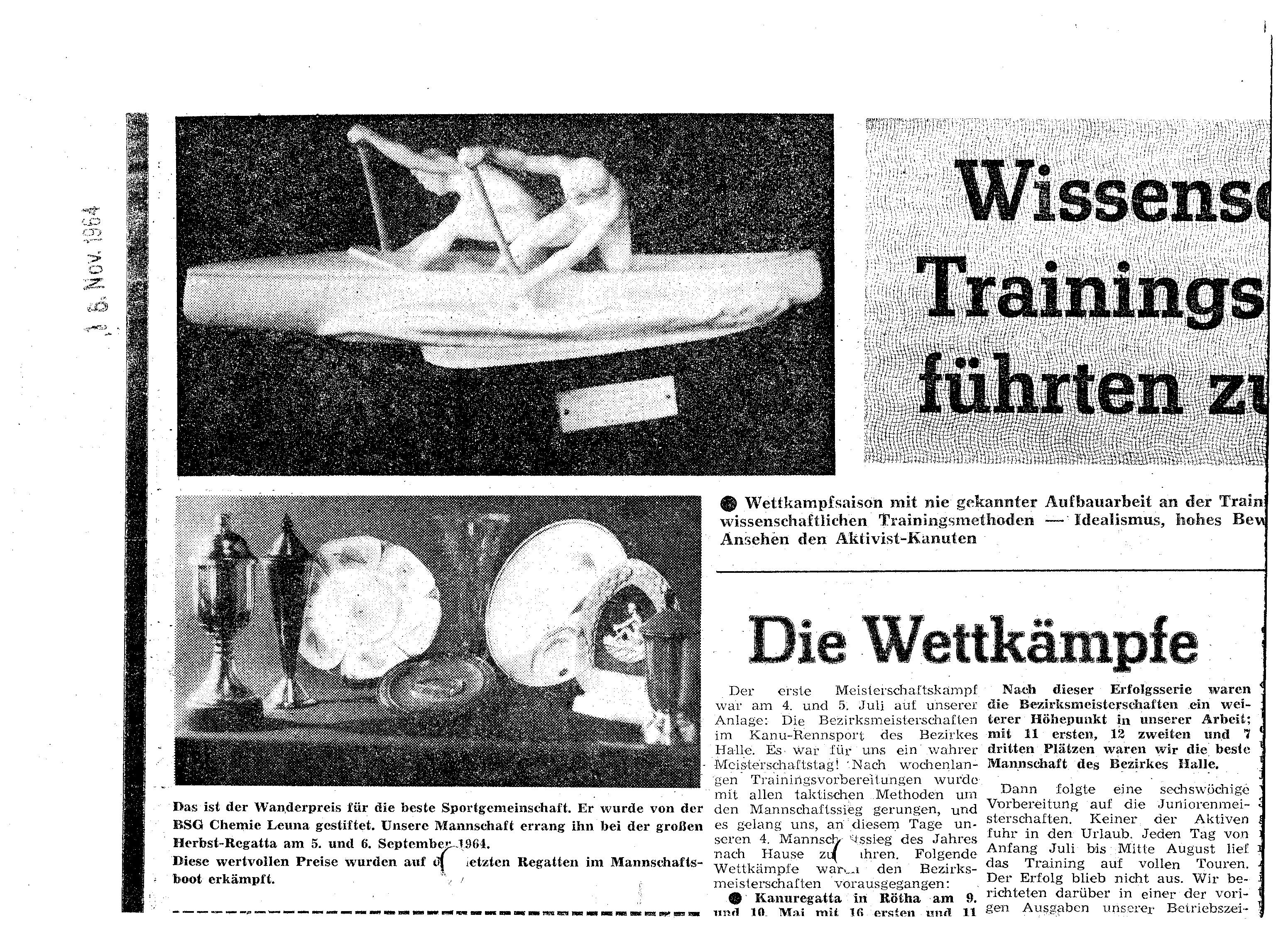 1964-10 a Wissenschaftliche Trainingsmethoden (1)
