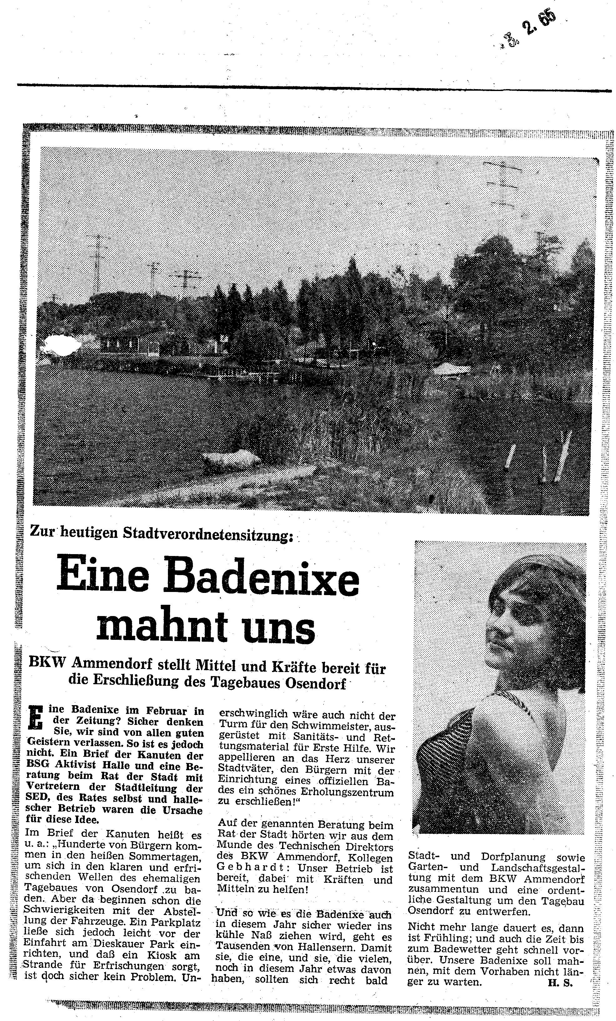 1965-02-03 Eine Badenixe mahnt uns