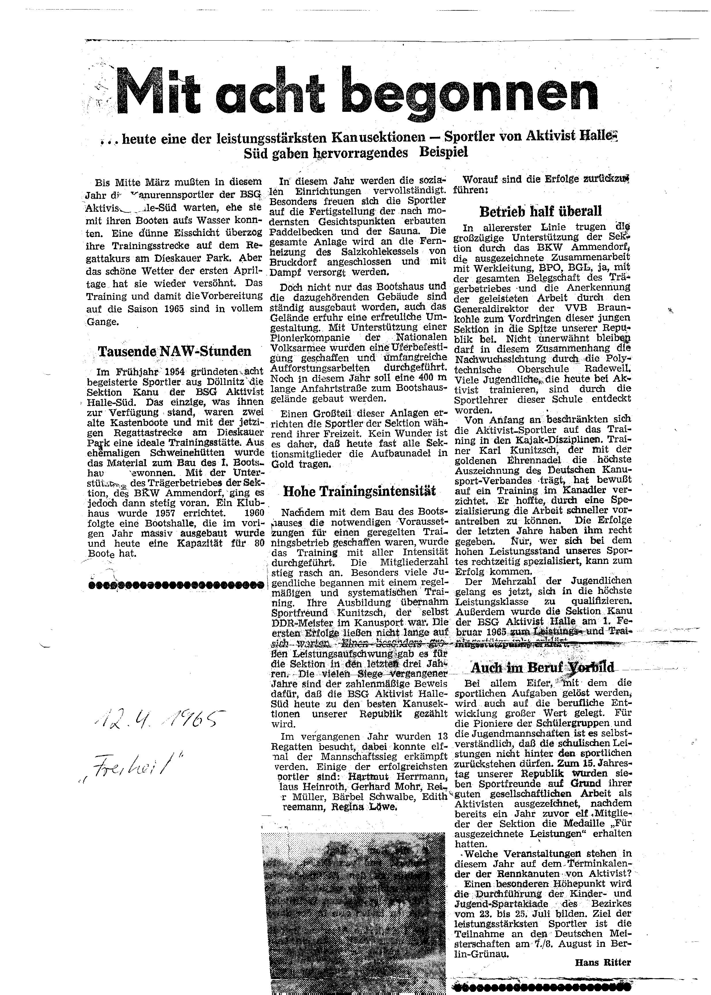 1965-04-12 Freiheit Mit acht begonnen