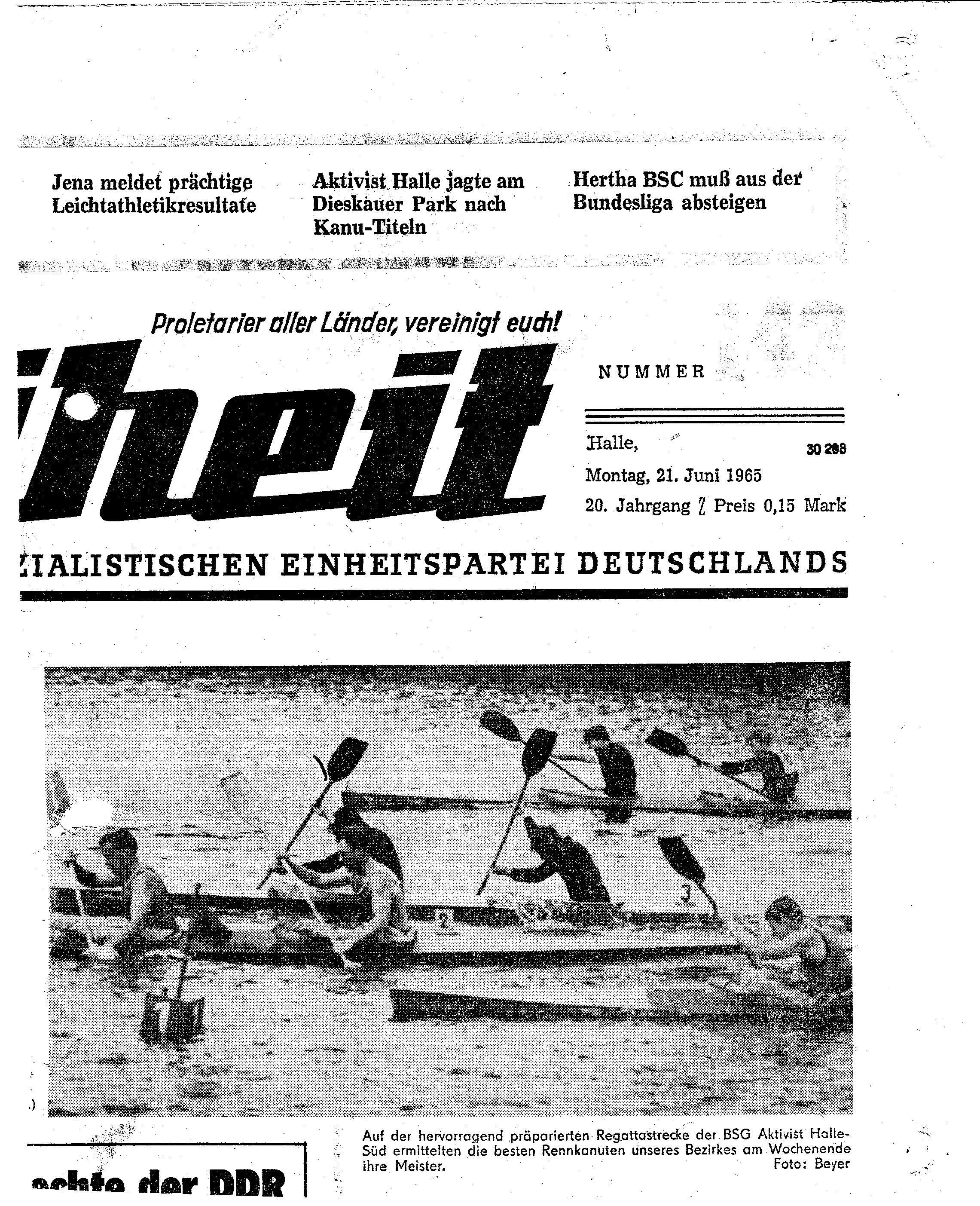1965-06-21 Bezirksmeisterschaft