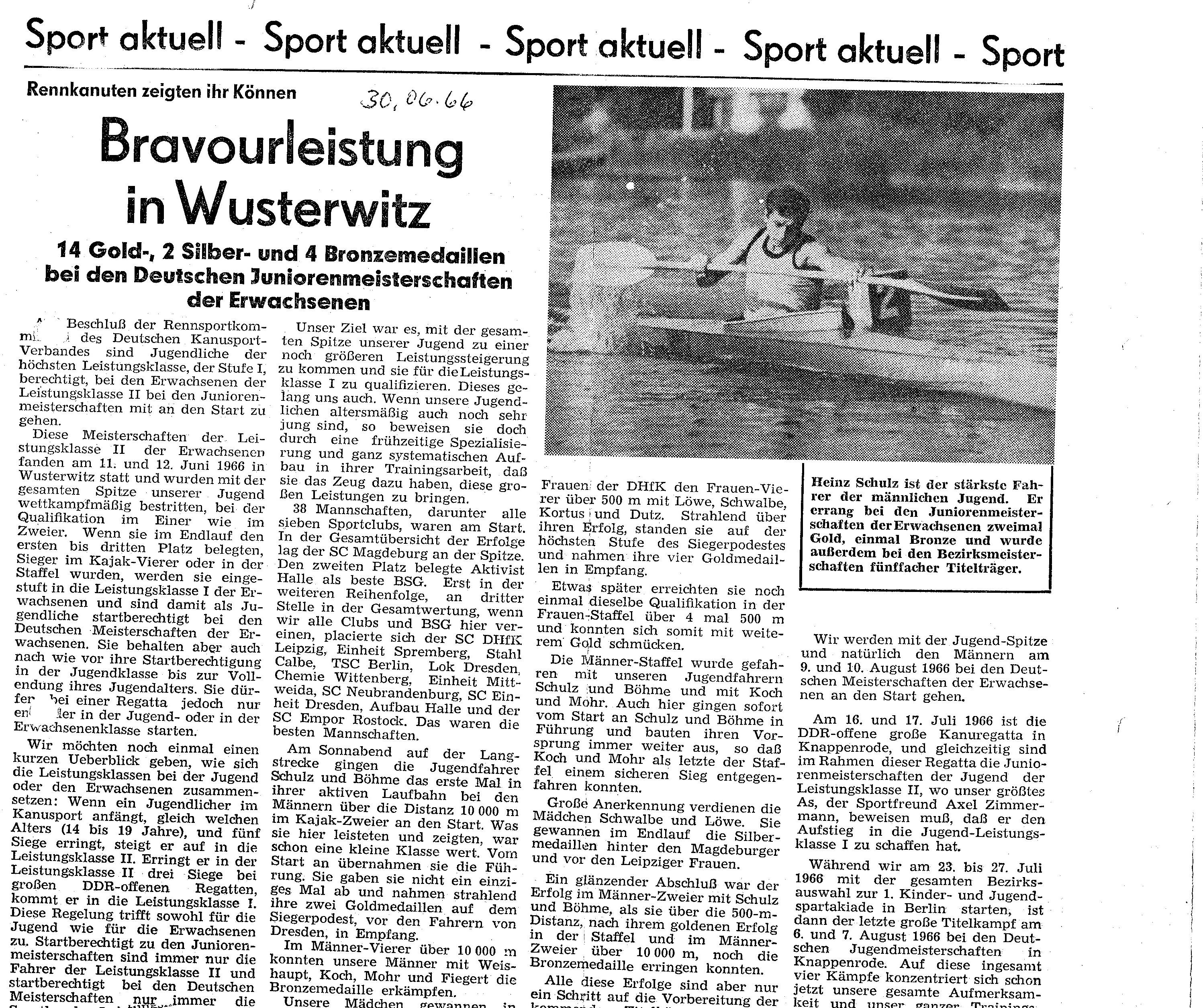 1966-06-30 Bravourleistung in Wusterwitz