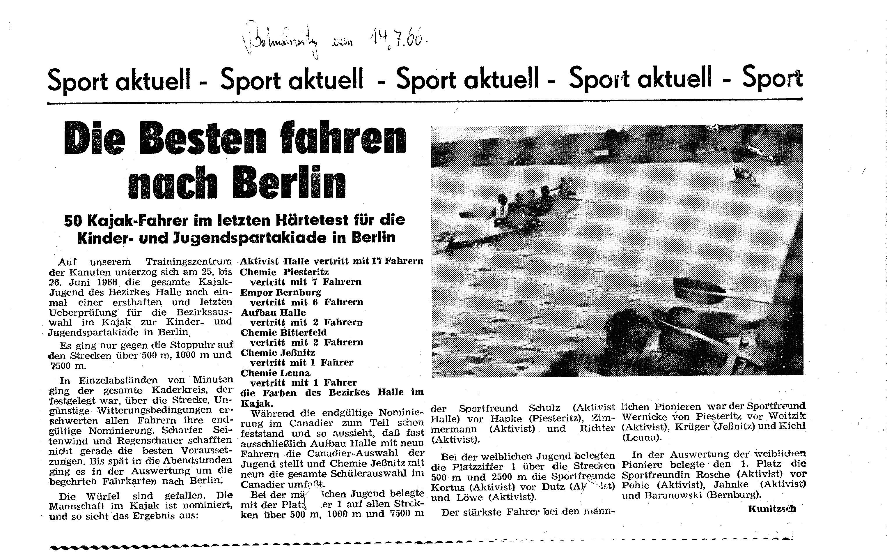 1966-07-14 Die Besten fahren nach Berlin