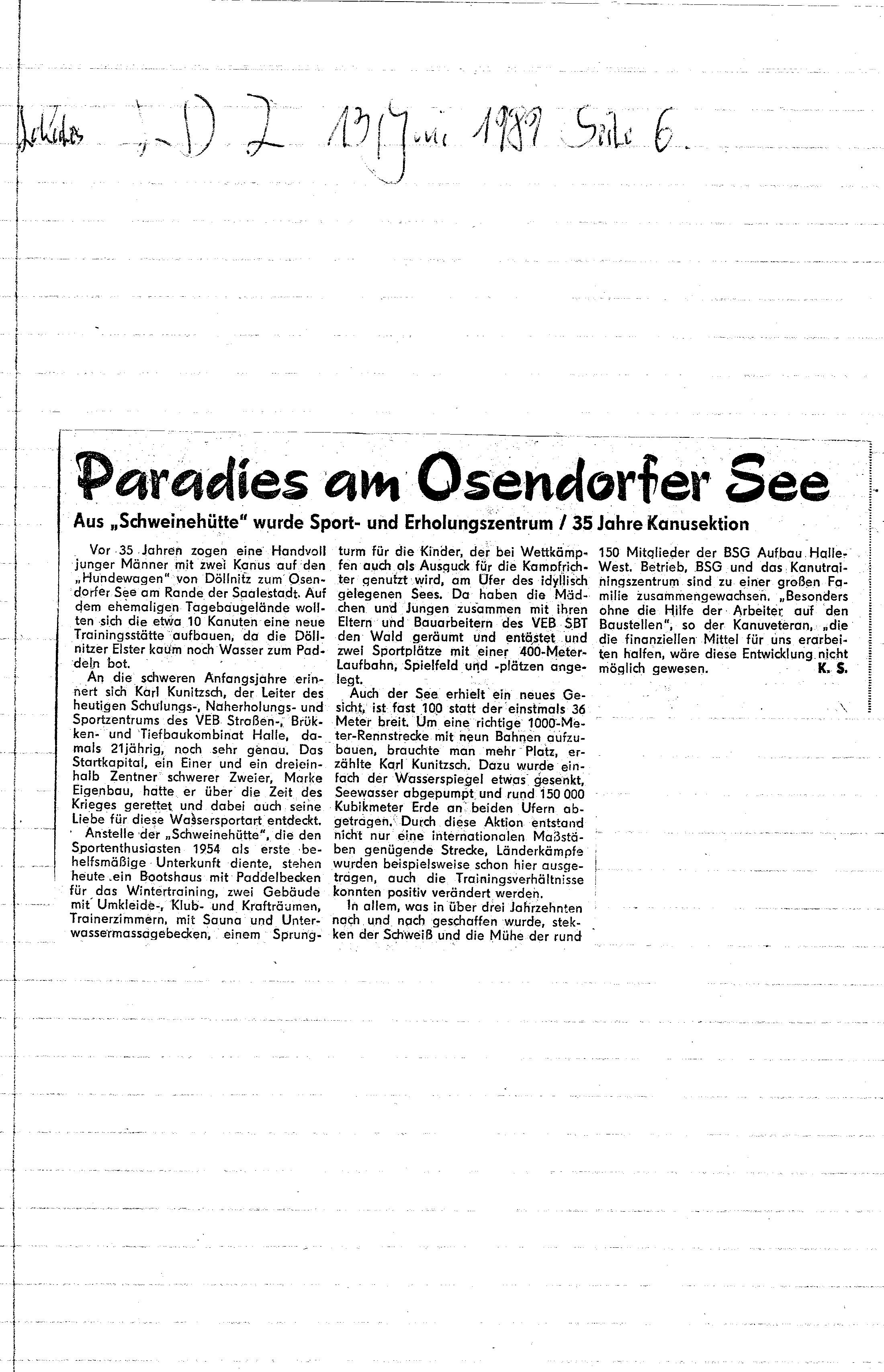 1989-06-13 Paradies am Osendorfer See