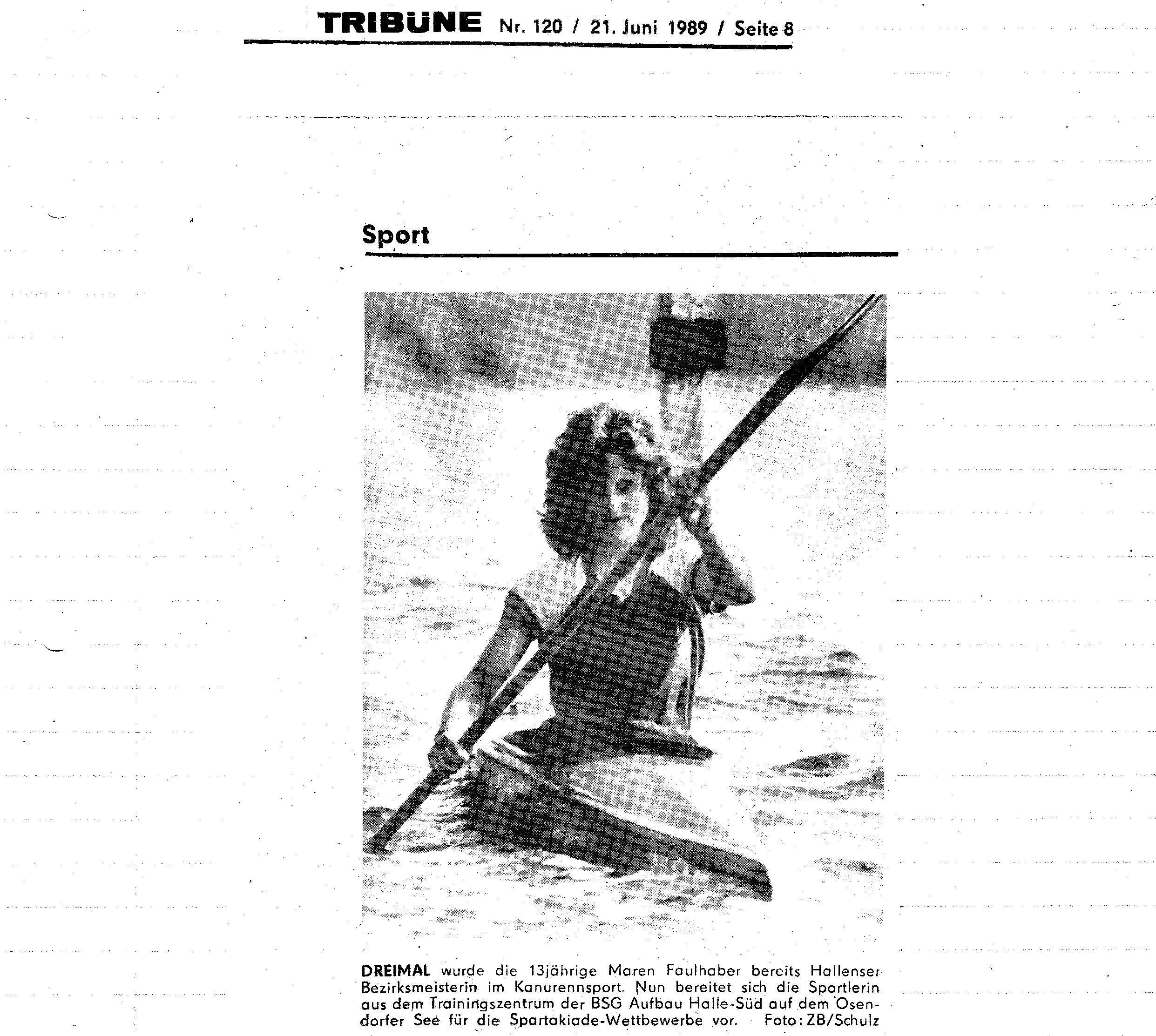1989-06-21 Maren Faulhaber