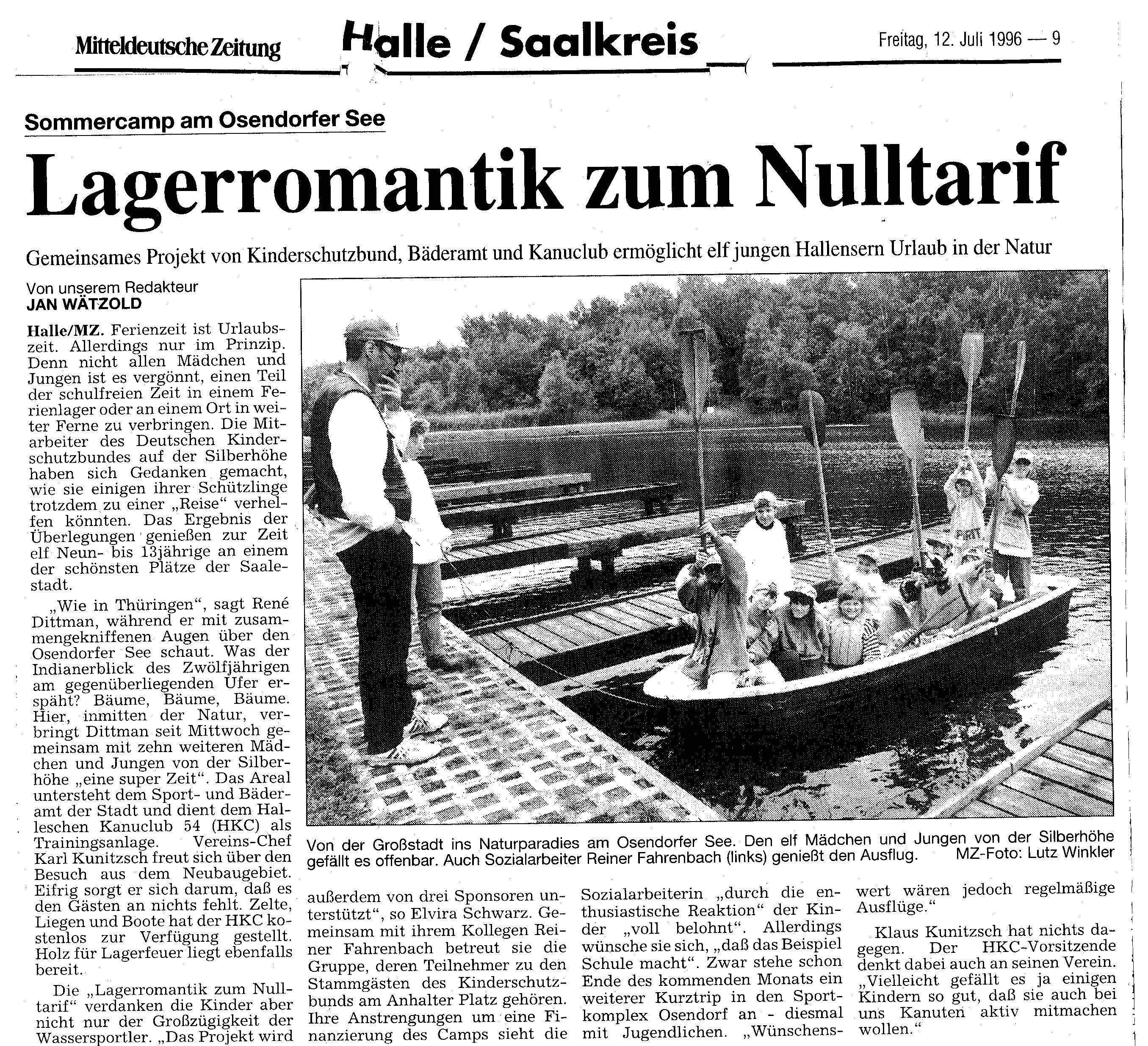 1996-07-12 MZ Lagerromantik zum Nulltarif