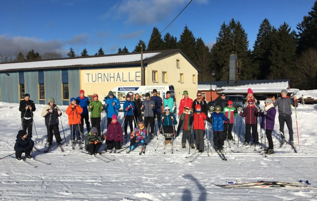 Unser Trainingslager Heubach 2017
