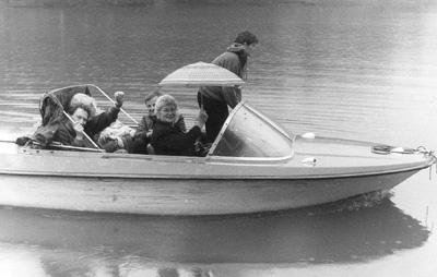 motorbootfahrt