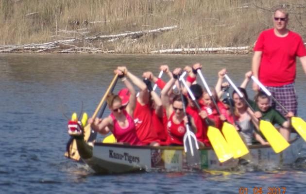 News und Programm Hallesches Drachenbootrennen 2017 auf der Saale