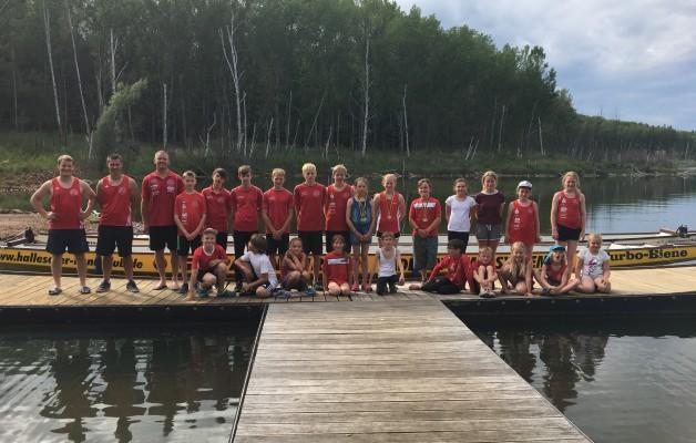 11 mal GOLD zur Landesmeisterschaft in Magedburg für den HKC54