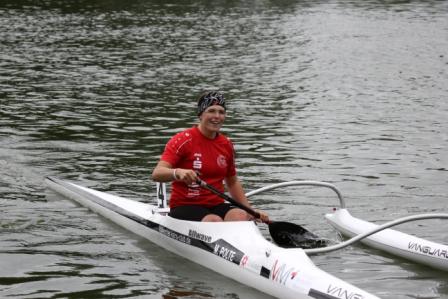 Behindertensport Wie sich Anja Adler zurückgekämpft hat