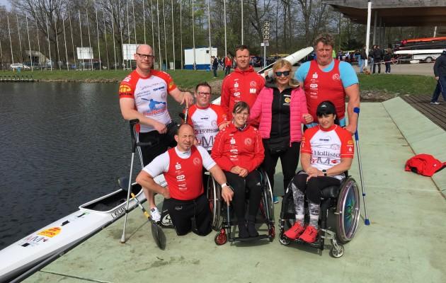 Parakanu Qualifikations Update von heute aus Duisburg