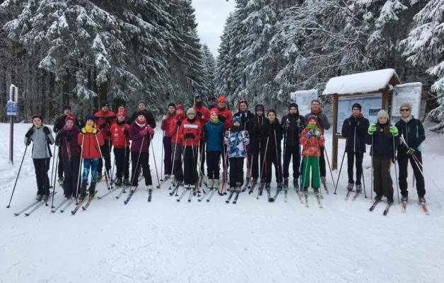 Winterlager 2018 in Heubach