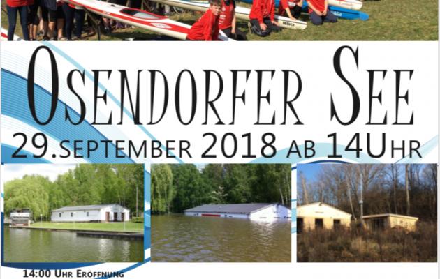 Einladung zum Abpaddeln 29.09.2018