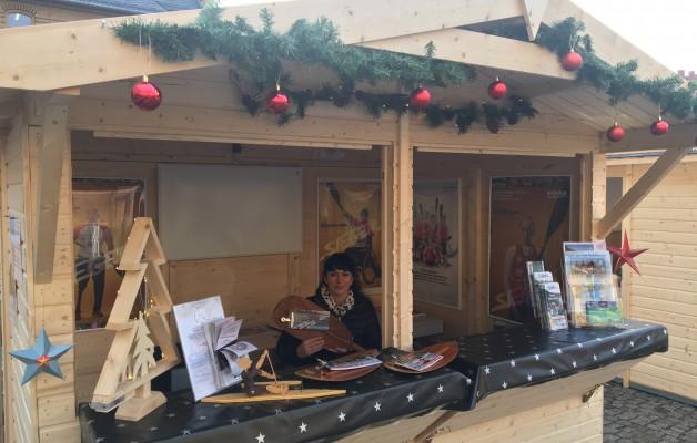 Weihnachtsmarkt am Bergmannstrost Halle